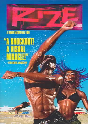RIZE BY JOHNSON,THOMAS (DVD)